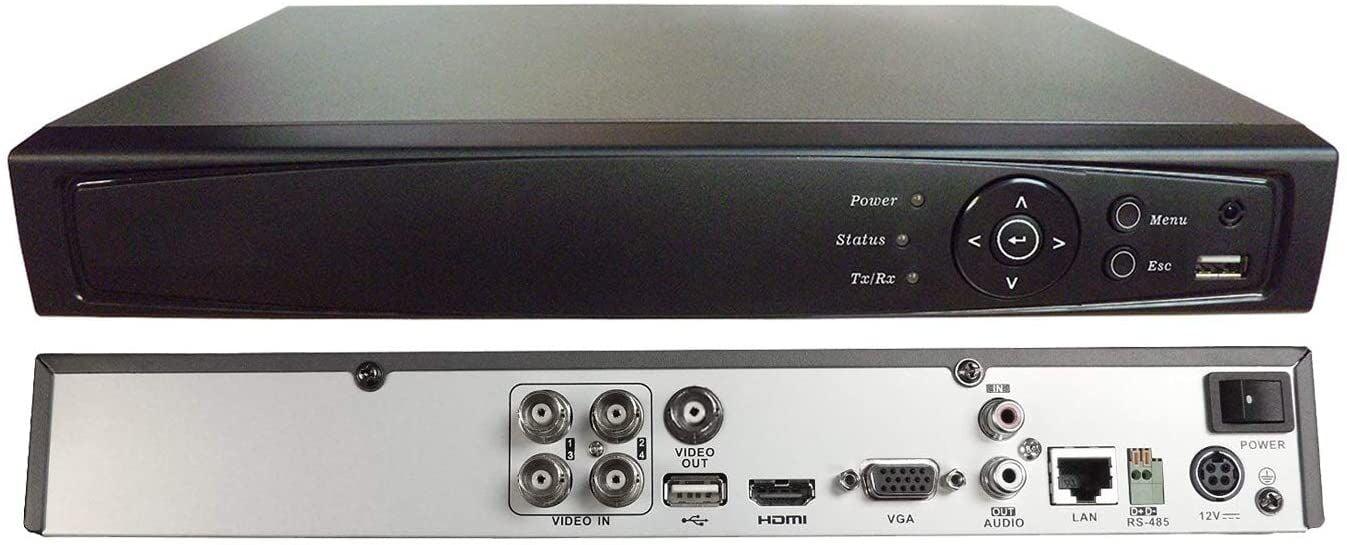 4CH DVR Coaxial HD Recorders