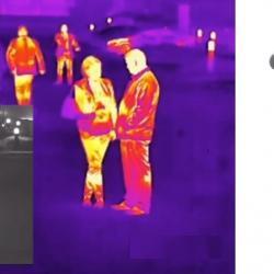 Outdoor Bi-Spectrum Cameras