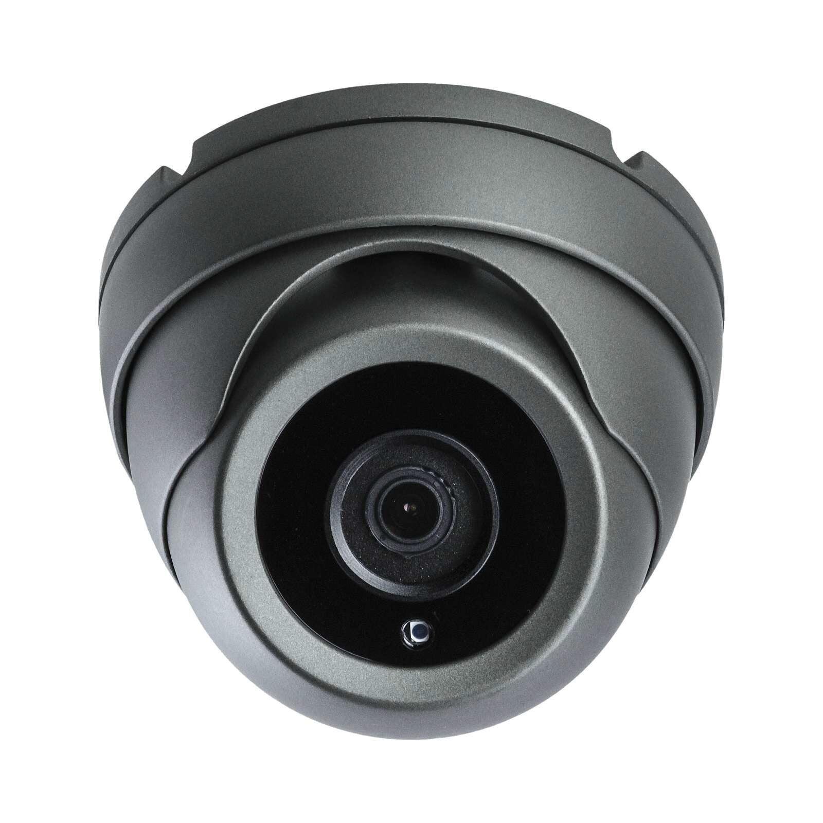 TIB-MB4332V HD-TVI 4MP 4-in-1 Eyeball Camera with 2COB IR, Motorized Lens, DC12V