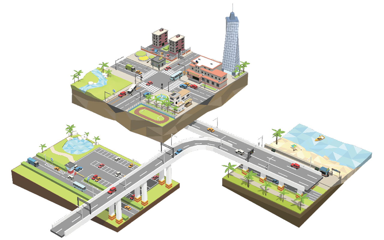 Solution Overview of Road - Collsam